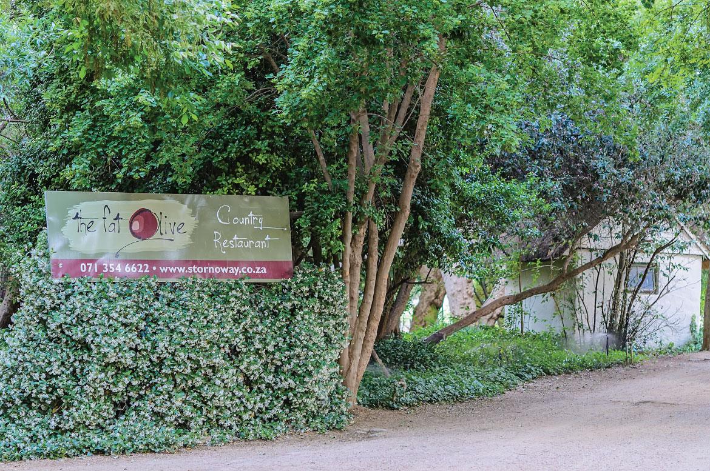 Fat Olive entrance
