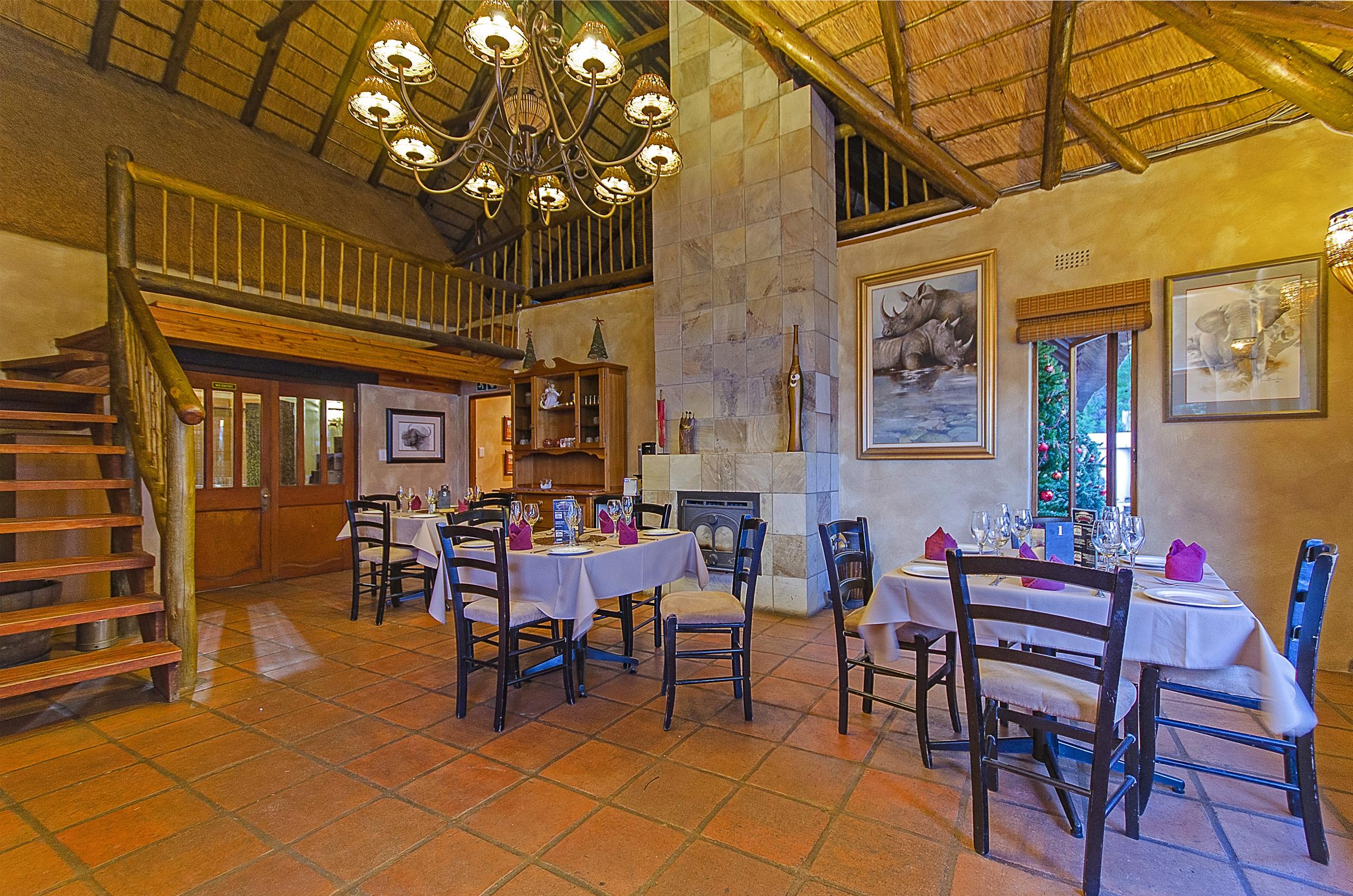 Fat Olive Restaurant inside